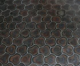 Podlaha z dlažby Charlotte