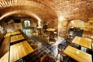 Restaurace Ostrovní, Praha