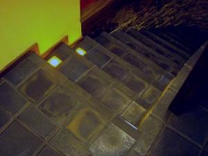 Protiskluzná schodnice